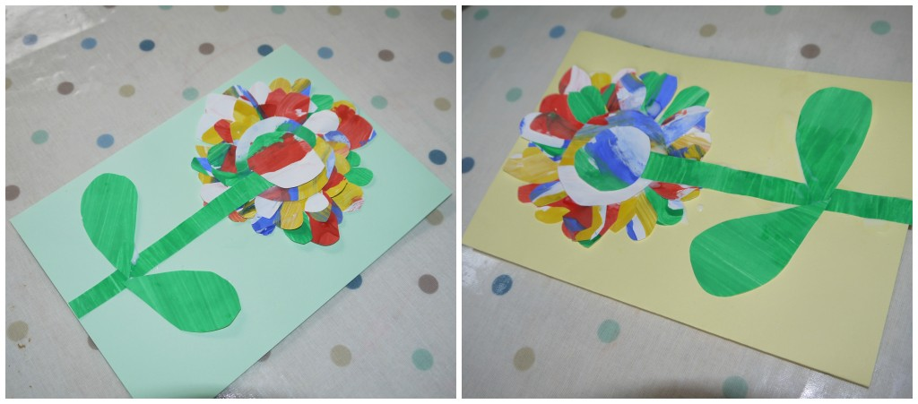 Simple greeting cards for parents day 15