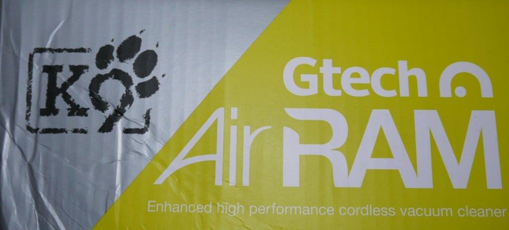gtech airram review
