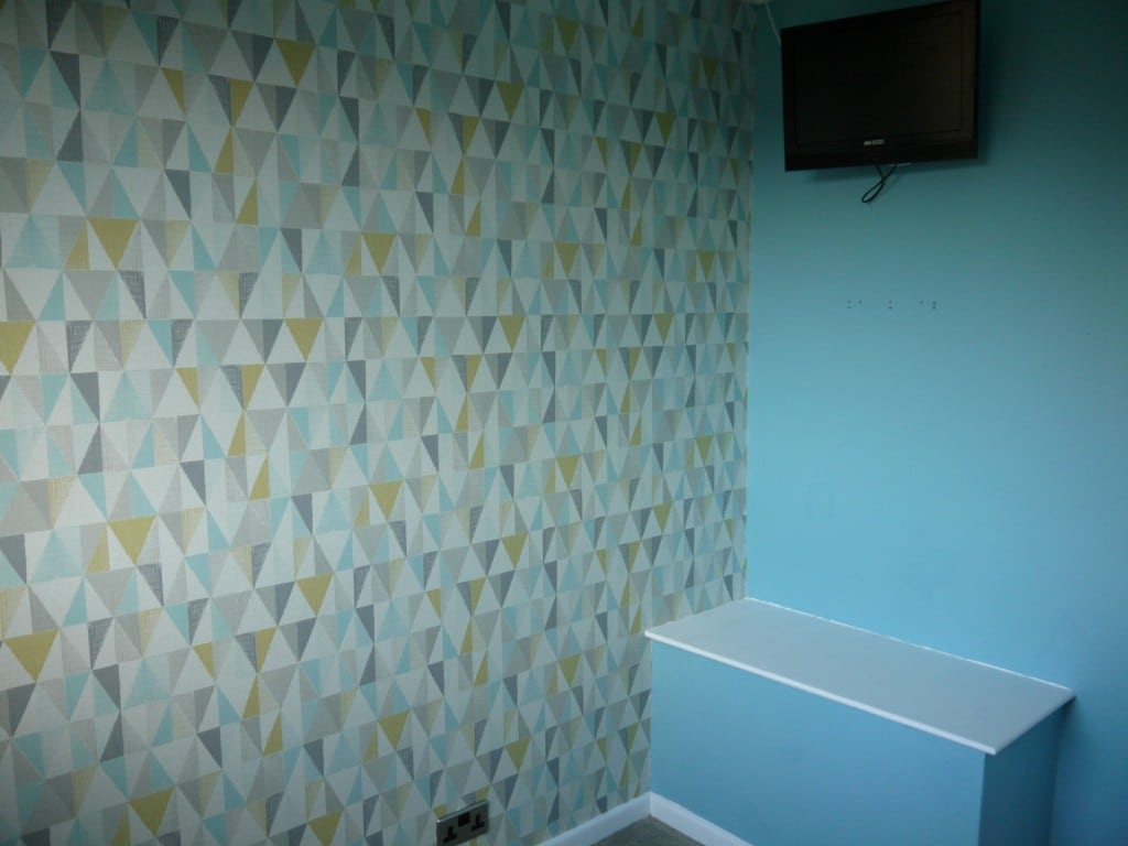 Boys Room Blue And Grey