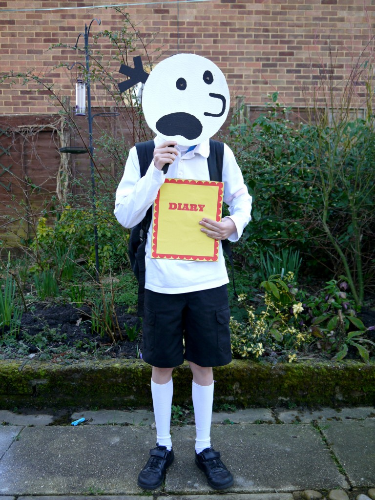 The Diary Of The Wimpy Kid Book