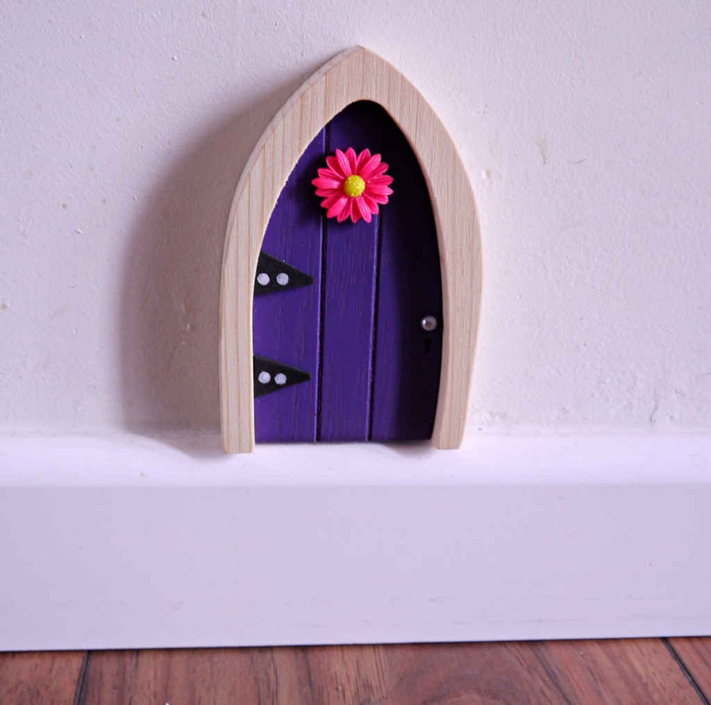 The irish fairy door company renovation bay bee for The magic elf door