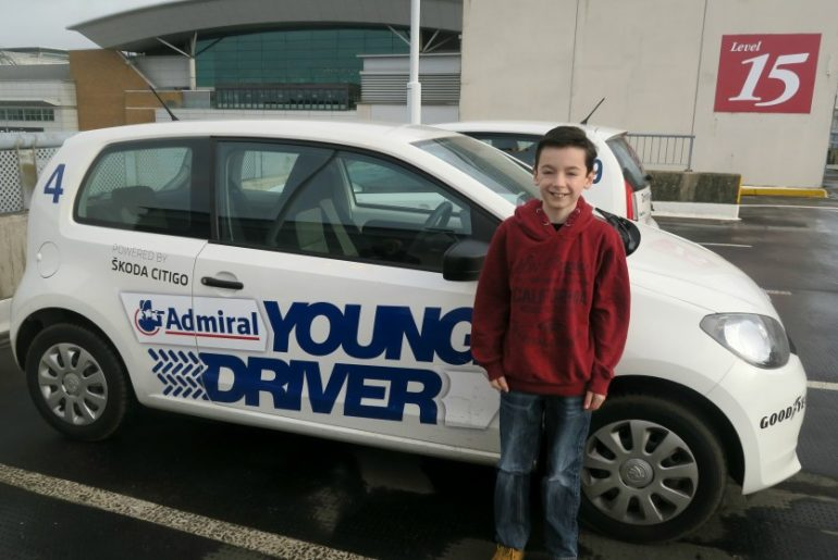 Young Driver driving lessons