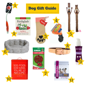 dog gift guide