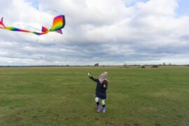 Trying Out 3 Popular Kids Kites