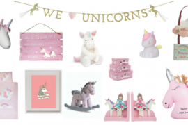 do you love unicorns? Then take a look at this post with lots of unicorn home accessories that would cheer anyone up! Unicorn home interiors are so cute. A girls bedroom filled with unicorn bedroom items