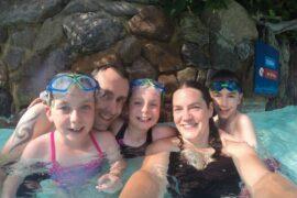 Center Parcs Longleat subtropical swimming