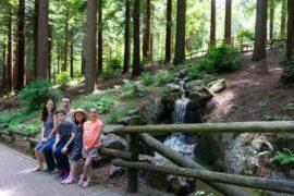 Center Parcs Longleat family