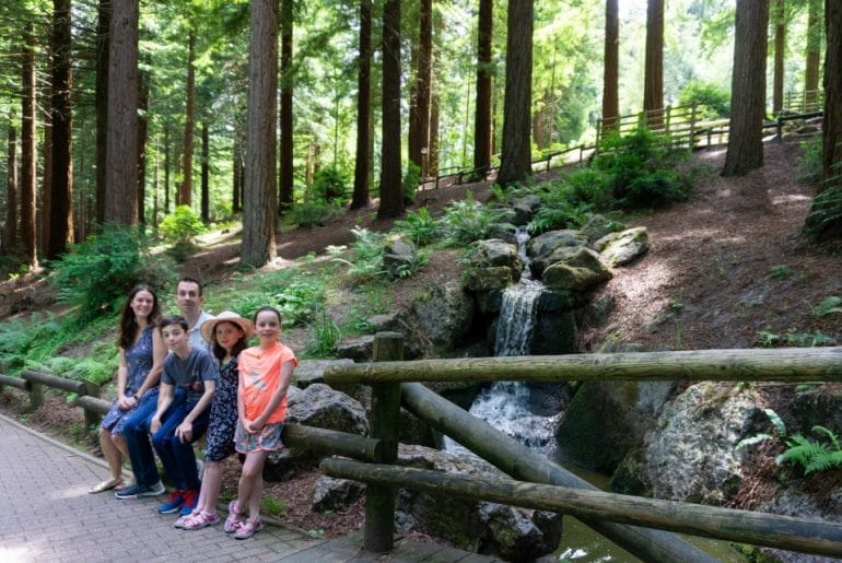 Center Parcs Longleat family