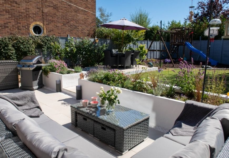 Family Garden Tour – We've finished!
