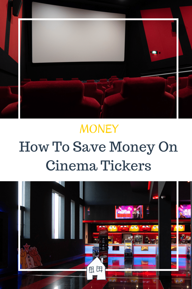 how to save money on cinema tickets, money saving tips for cinema tickets