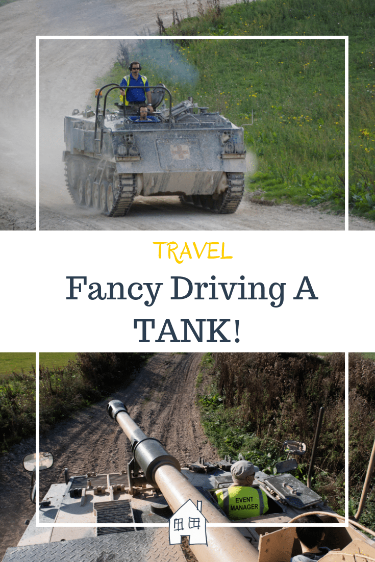 have you ever fancied driving a tank? If so then check our our tank driving experience we had. This was great Fathers Day gift and my husband had fantastic time!